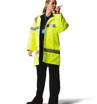 FRONT LINE SIA SECURITY OFFICER