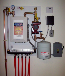 ELECTRIC BOILER INSTALLATION & SERVICING