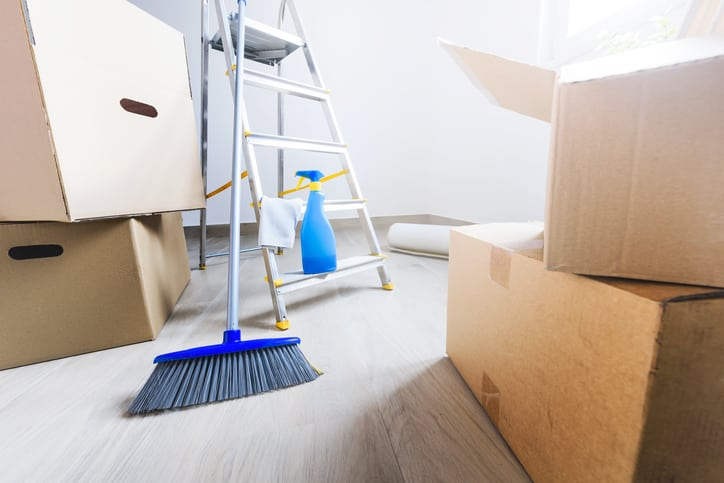 The Quickest & Easiest way to End of Tenancy Cleaning