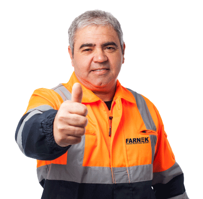 Our Company Worker